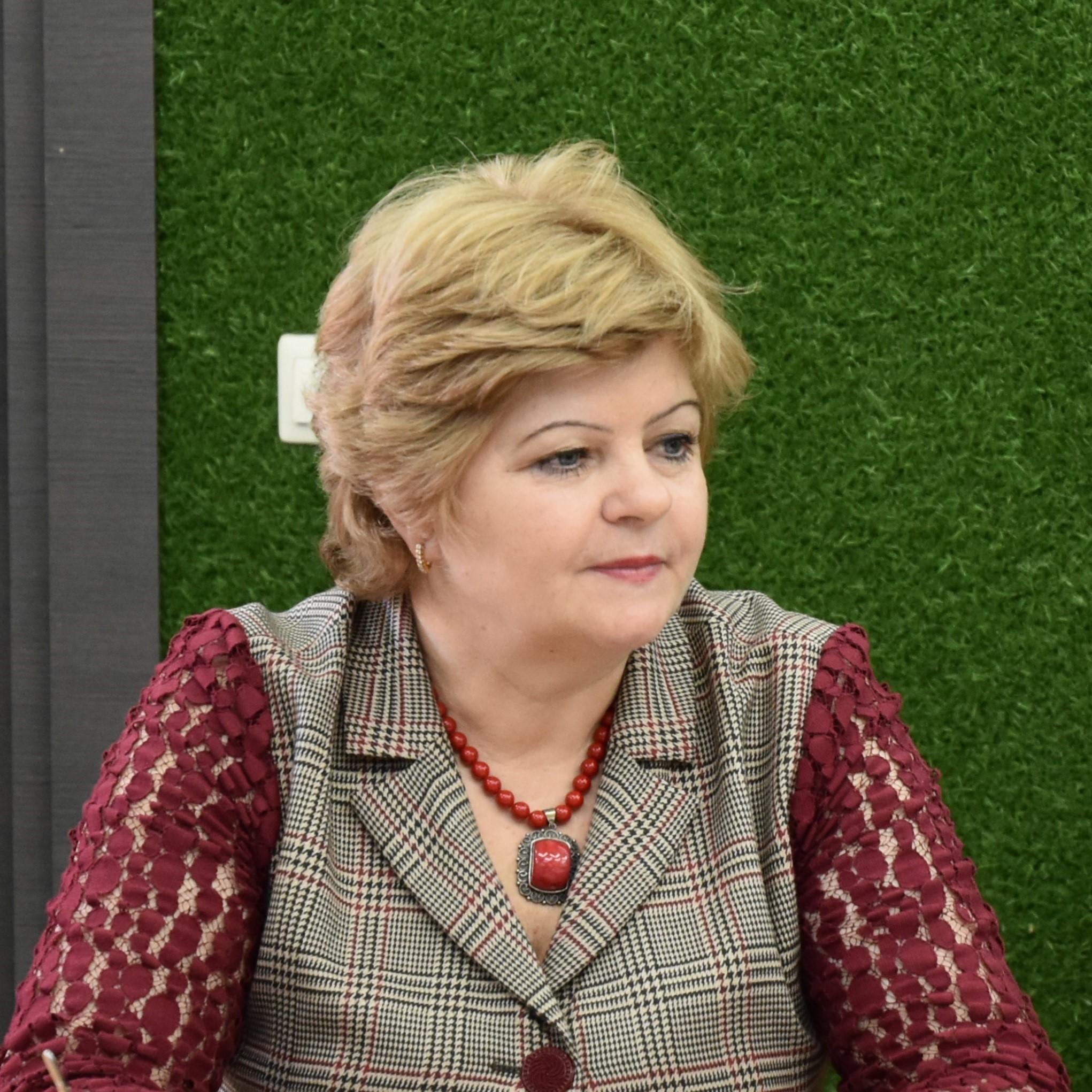 "Лаан Ольга Ивановна , главный бухгалтер АО ""Гознак"""