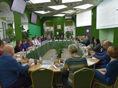 "Заседание Комитета по рекомендациям (КпР) Фонда ""НРБУ ""БМЦ"" 18.02.2020"