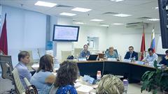"Заседание Комитета по рекомендациям Фонда ""НРБУ ""БМЦ"" 15.09.2017"