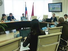 Заседание Отраслевого комитета по нефтегазовой отрасли (ОК Нефтегаз) 24.03.2017