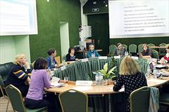 Заседание Отраслевого комитета по бухучету в некоммерческих организациях (ОК НКО) 14.11.2017