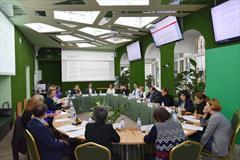"Заседание Комитета по рекомендациям Фонда ""НРБУ ""БМЦ"" 30.10.2018"