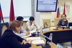 Заседание Отраслевого комитета по нефтегазовой отрасли 20.05.2016