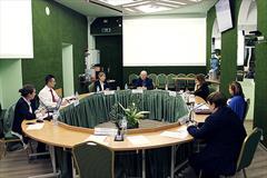 Заседание Отраслевого комитета по нефтегазовой отрасли (ОК Нефтегаз) 15.12.2017