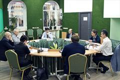 Заседание Отраслевого комитета по нефтегазовой отрасли (ОК Нефтегаз) 03.11.2017