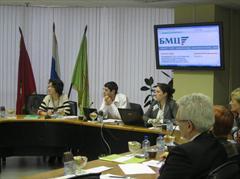 Заседание Отраслевого комитета по нефтегазовой отрасли 16.01.2012