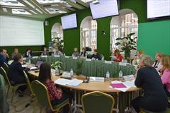 "Заседание Комитета по рекомендациям Фонда ""НРБУ ""БМЦ"" 26.04.2018"
